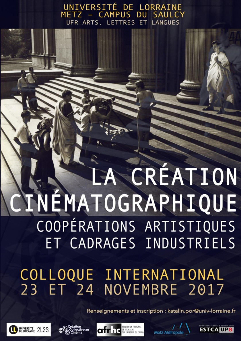 affiche colloque creation cinematographique METZ nov2017-min